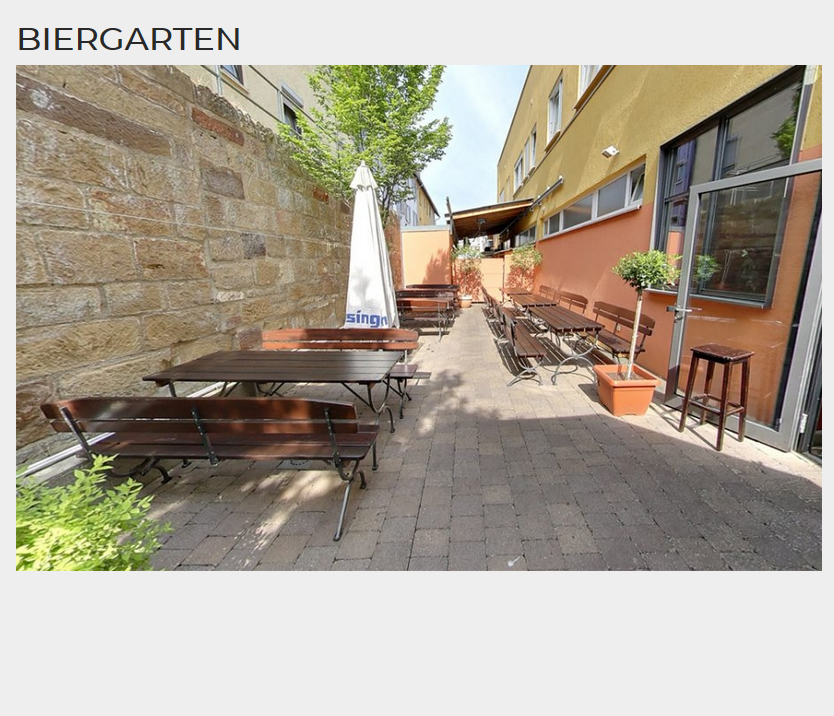 Biergarten in 70734 Fellbach