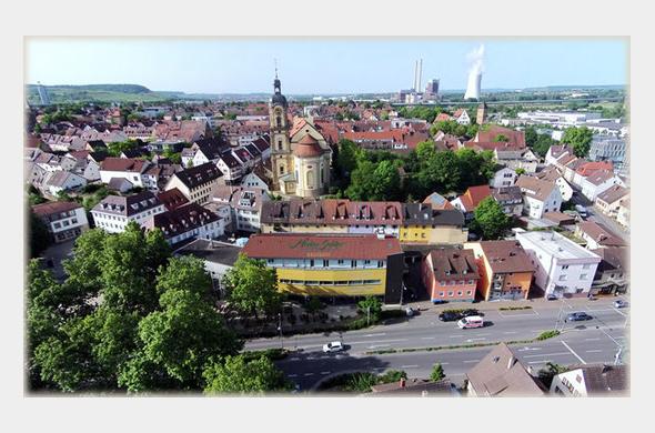 Gasthaus, Jahresfeier Raum aus  Nordheim - Nordhausen, Leingarten und Lauffen (Neckar)